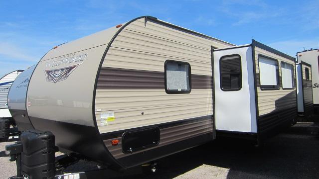 2019 Wildwood 32BHDS Travel Trailer