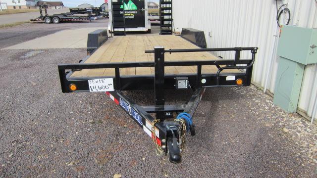 2019 Load Trail 83x18 Tandem Axle Flatbed Trailer