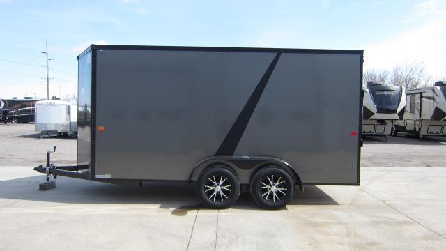 2020 AERO 7X14 Enclosed Cargo Trailer