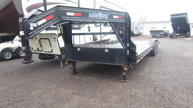 2016 Load Trail 8x26 GN Flatbed Trailer