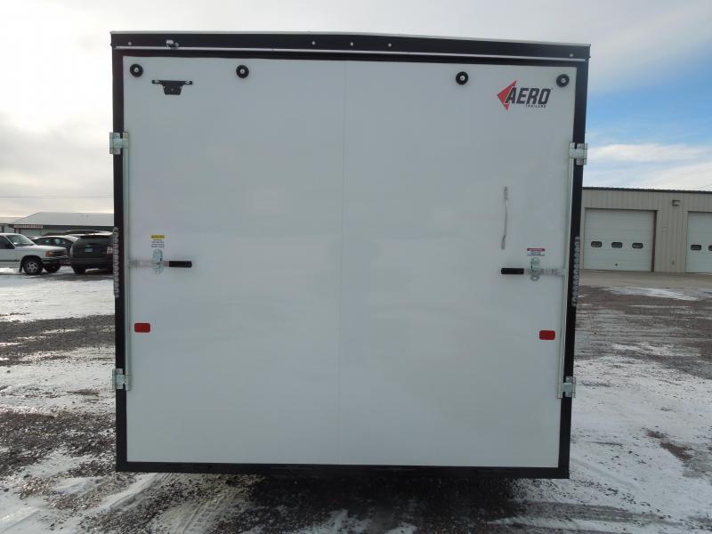 2020 AERO SnoBear 8.5x20 V Enclosed Cargo Trailer