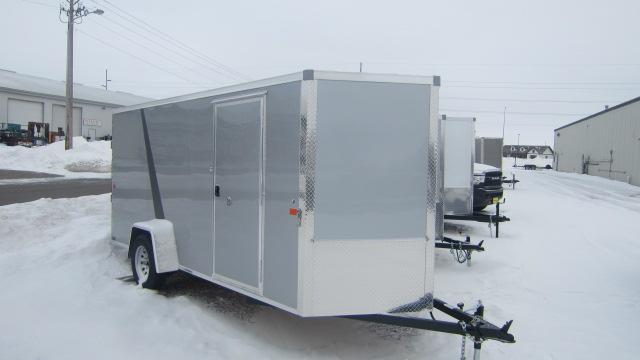 2020 AERO 6X14 V Enclosed Cargo Trailer