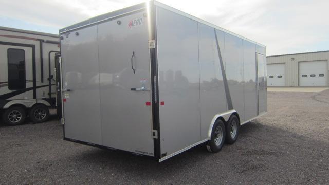 2020 AERO 8.5X20 V Enclosed Cargo Trailer