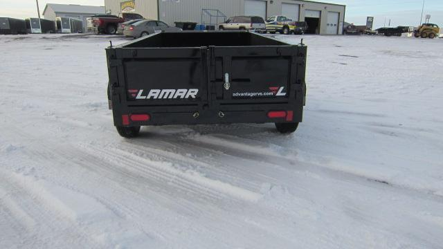 2020 Lamar Trailers 60x10 MINI Dump 7K Dump Trailer