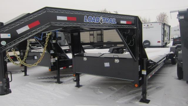 2020 Load Trail 83x26 Tilt-N-Go Gooseneck Flatbed Trailer