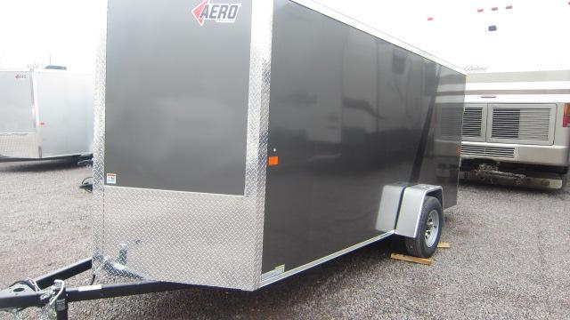 2020 AERO 6X14 V Enclosed Cargo Trailer