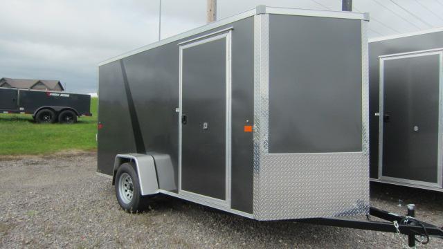 2020 AERO 6X12 Enclosed Cargo Trailer