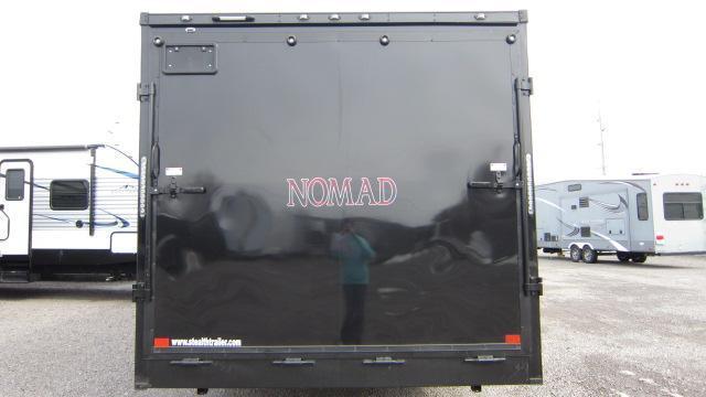 2019 Stealth Trailers Nomad 30FK Toy Hauler