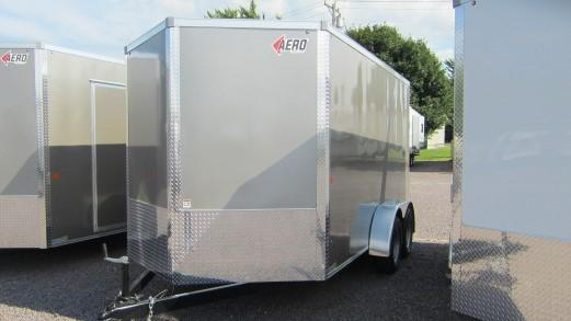 2020 AERO 7x14 V Enclosed Cargo Trailer