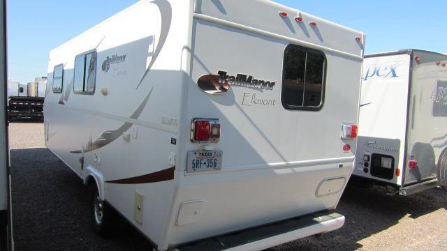 2010 Trail Manor Elkmont M-24 Travel Trailer RV