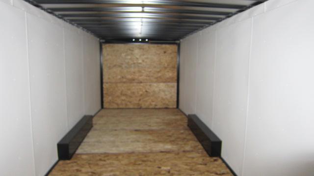2020 AERO 8.5x24 V Enclosed Cargo Trailer