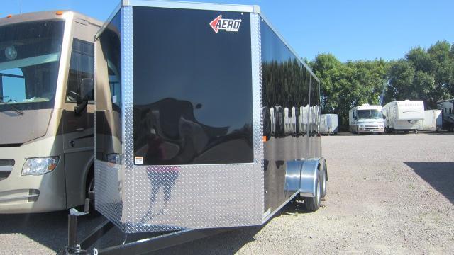 2020 AERO 7X16 V Enclosed Cargo Trailer