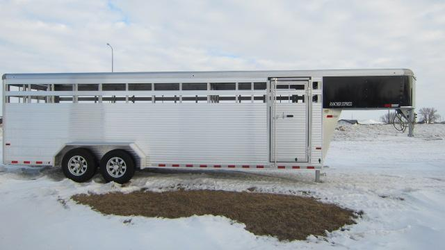 2021 Sundowner Trailers 24' Rancher Express