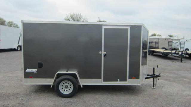 2019 Pace American 6X12 Journey Enclosed Cargo Trailer