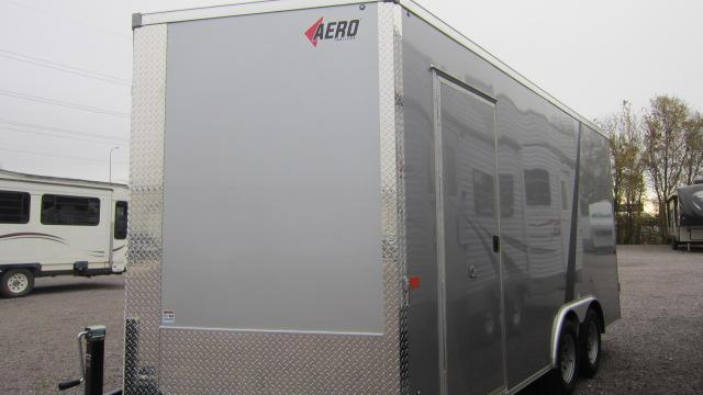 2020 AERO 8.5x16 V Enclosed Cargo Trailer