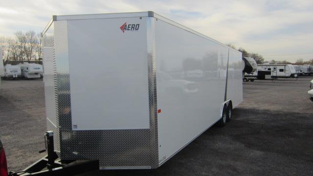 2020 AERO 8.5X28 V Enclosed Cargo Trailer