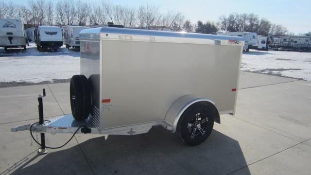 2021 Sundowner Trailers MiniGo 4X8 Enclosed Cargo Trailer