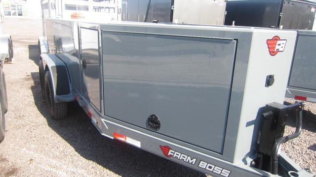 2020 Farm Boss FB990 Fuel Trailer