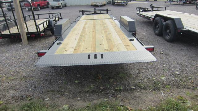 2019 Load Trail 83x24 Tandem Axle Tilt Deck Flatbed Trailer