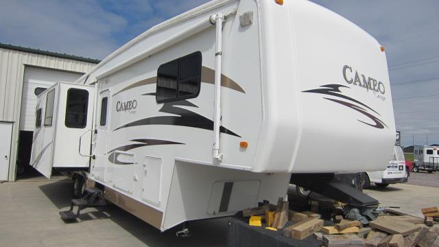 2007 Carriage Cameo 35KS3 Fifth Wheel Campers RV