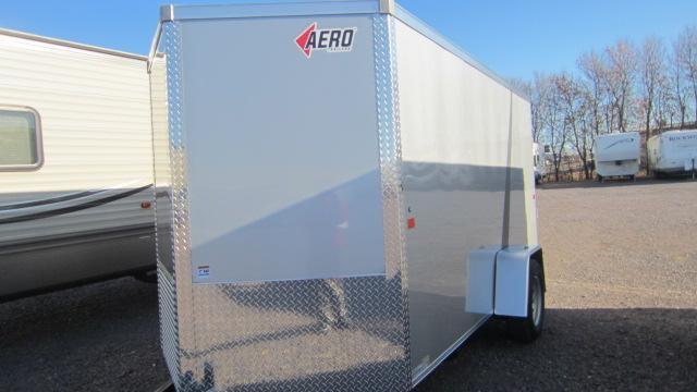 2020 AERO 6x12 V Enclosed Cargo Trailer