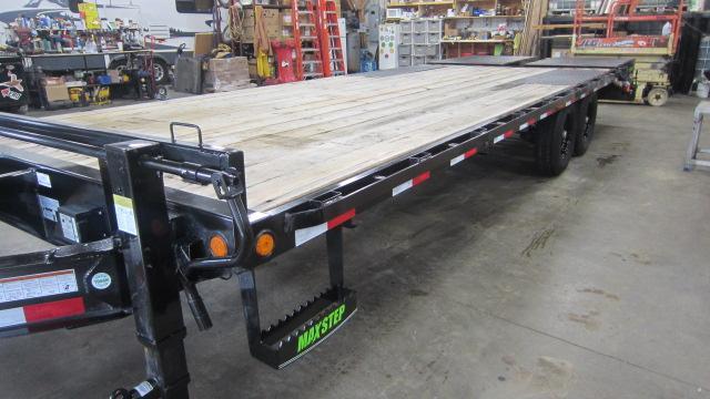2020 Load Trail 102x24 Tandem Deck-Over Flatbed Trailer