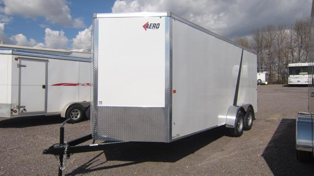 2020 AERO 7X18 V Enclosed Cargo Trailer