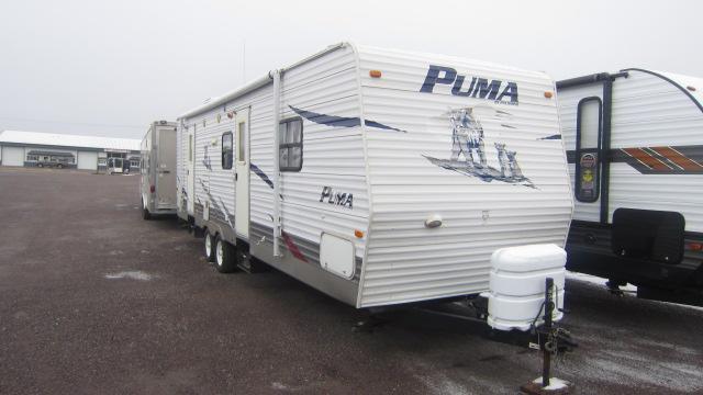 2008 Palomino Puma 29 FBS Travel Trailer RV