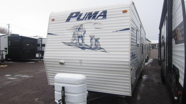 2008 Palomino Puma 29 FBS Travel Trailer RV