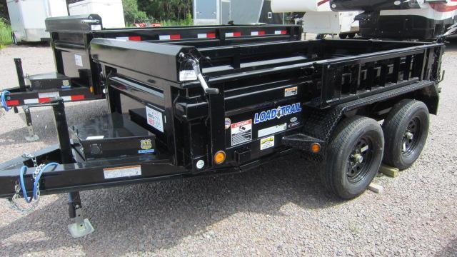 2019 Load Trail 60X10 Tandem Axle Dump Trailer