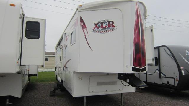 2010 Forest River XLR 305 V10 Toy Hauler