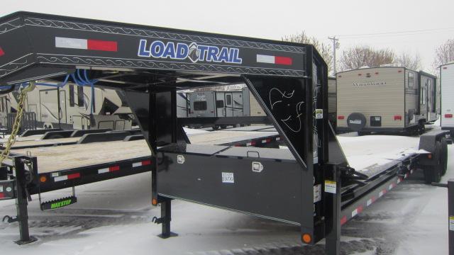 2020 Load Trail 83x24 Tilt-N-Go Gooseneck Flatbed Trailer