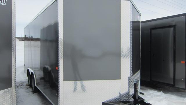 2020 AERO 8.5X16 V Enclosed Cargo Trailer