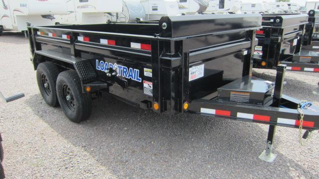 2019 Load Trail 72x12 Tandem Axle Dump Trailer