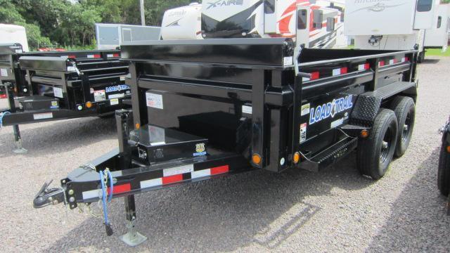 2019 Load Trail 72x12 Tandem Axle Dump Trailer