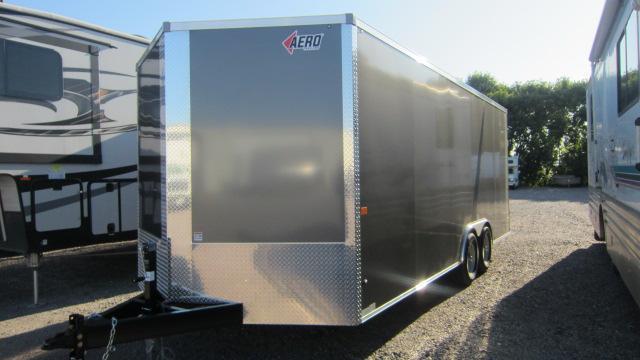 2020 AERO 8.5 X 20 V Enclosed Cargo Trailer