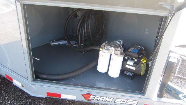 2020 Farm Boss FB590 Fuel Trailer