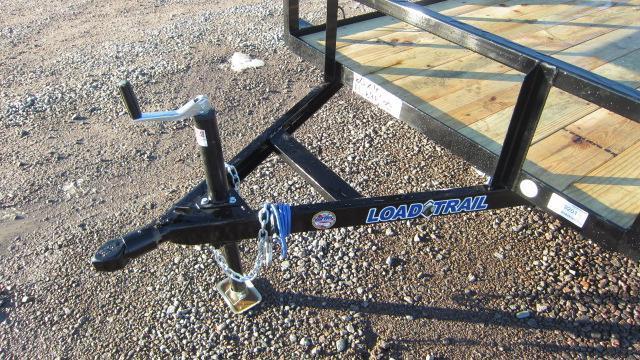 2019 Load Trail 60X10 Single Axle Utility Trailer
