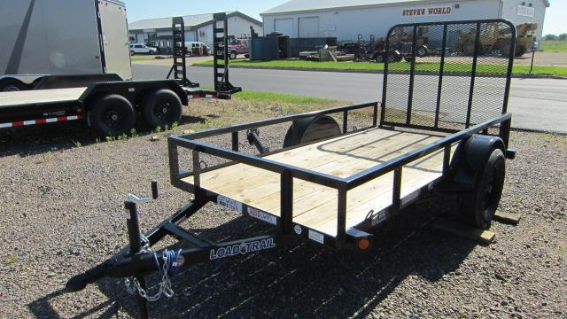 2019 Load Trail 60X10 Single Axle Utility Trailer