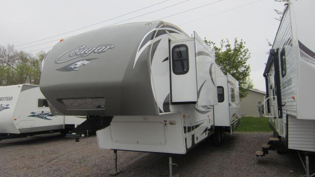 2012 Keystone RV Cougar 331 MKS Fifth Wheel Campers RV