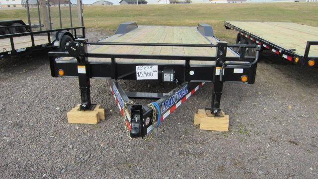 2019 Load Trail 102x24 Tandem Axle Flatbed Trailer