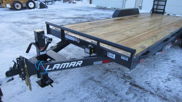 2020 Lamar Trailers 83x20 14K Equipment Trailer