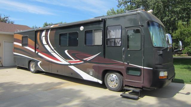 2001 Tiffin Motorhomes 40' Allegro Bus Class A RV