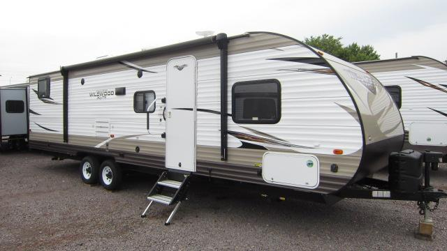 2019 Wildwood X-Lite 282QBXL Travel Trailer