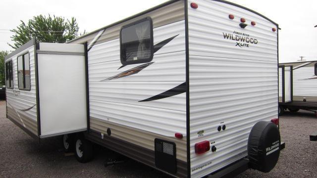 2019 Wildwood X-Lite 282QBXL Travel Trailer