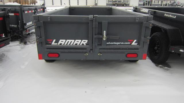 2020 Lamar Trailers 60X10' Mini Dump 7K Dump Trailer