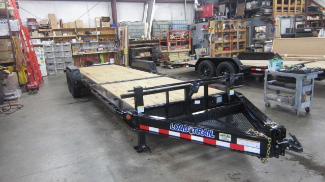 2020 Load Trail 83x24 Tilt-N-Go Tandem Axle Flatbed Trailer