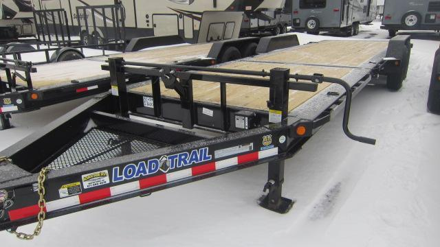 2020 Load Trail 83x24 Tilt-N-Go Tandem Axle Flatbed Trailer