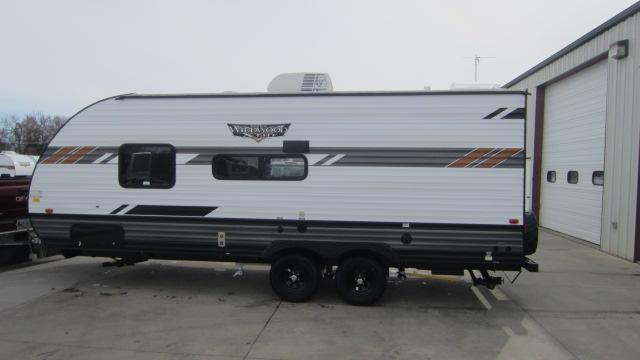 2020 Wildwood X-lite 19DBXL Travel Trailer RV