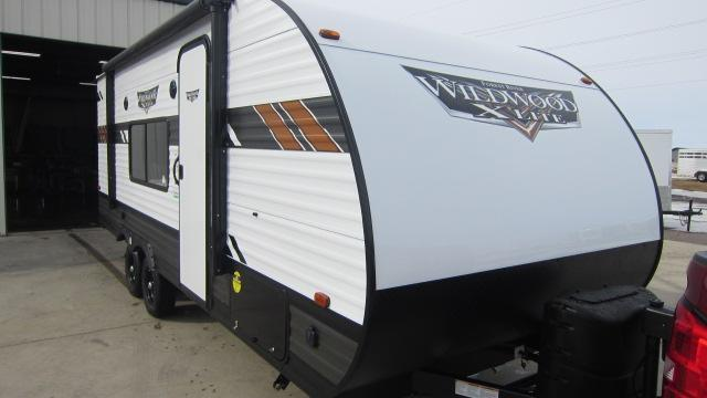 2020 Wildwood X-lite 19DBXL Travel Trailer RV